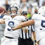 PSU feeling fortunate at QB: Stevens shines in Blue-White Game