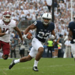 Penn State starting cornerback John Reid sidelined by injury