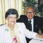 The Rev. Dr. and Mrs. James L. Harring celebrate 65th wedding anniversary