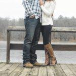 Hope DeFazio and Dan Nilon engagement announcement