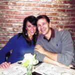 Rachel A. Pugh and Damien Blanchard engagement
