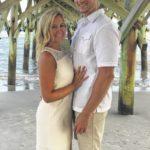 Kristen Flock and Joseph Rossi engagement