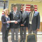 Dallas American Legion donates to VA