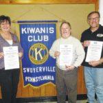 Kiwanis Club to hold blood screening