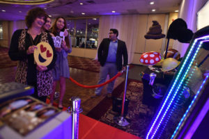 Brides get a taste of their wedding day at Ultimate Girls' Soiree