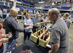 Wine and Whiskey Fest brings Pennsylvania wine makers, distillers to area
