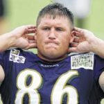 NFL sends condolences to Todd Heap after daughter's death