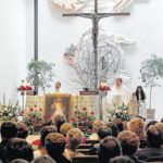 Divine Mercy Sunday services set for April 23 at local Catholic churches