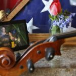 Wisconsin violinist, sister of fallen soldier helps vets heal through music