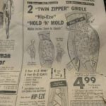 Beyond the Byline: Of twin-zipper girdles and Miracle Mart