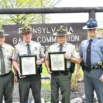 PGC officers recognized by State Police