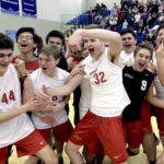 Holy Redeemer wins 7th straight district boys volleyball title