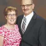 Frank and Sandra Josephs anniversary