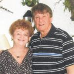 Mr. and Mrs. Joseph R. Melman celebrate 50th wedding anniversary