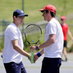 Wyoming Seminary's Eamon Gibbons, Andrew Schukraft win District 2 doubles title
