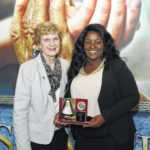 Misericordia student receives Mercy Chisam Award