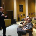 Pennsylvania State Attorney General Josh Shapiro talks opioids at Wyoming Area