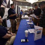 Times Leader Career Fair attracts hundreds of job seekers