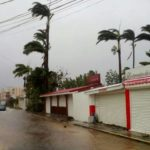 Hurricane Maria hits Puerto Rico as a Category 4 storm