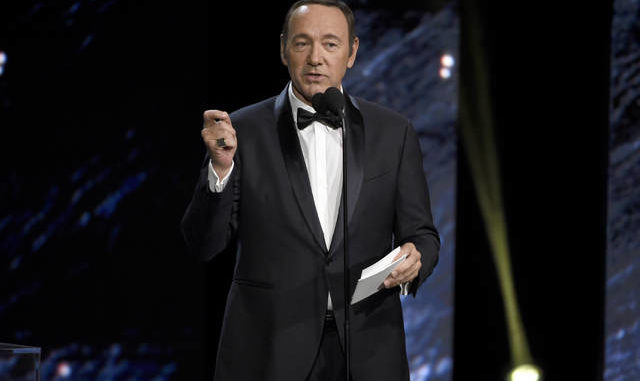 Kevin Spacey accuser reportedly filmed alleged assault