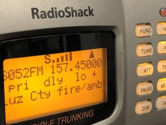 Goodbye to police scanner chatter? County radio upgrade could end