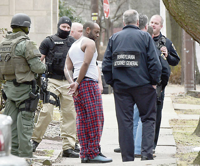 Police: Crack cocaine, firearm seized in WB drug raid related to