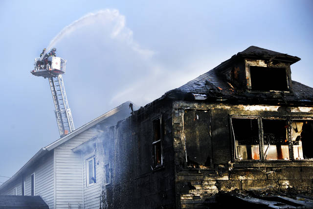 Five displaced by Plains Twp  house fire | Times Leader