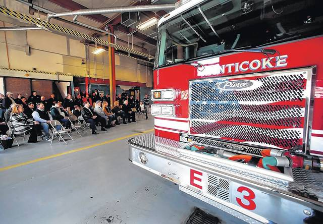 Nanticoke Fire Department shows off new engine at open house | Times